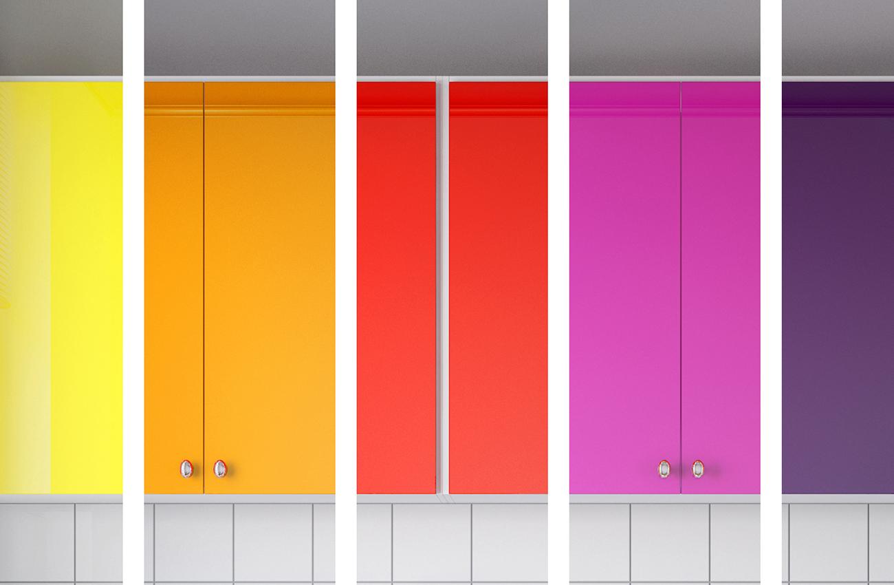 HPL Compact Color